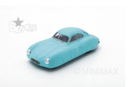 Porsche Type 64 - Otto Mathé - Salzburg Liefering 1952 #7 - Bizarre - Bizarre
