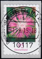 3483 Flockenblume 95 Cent Sk Mit UNGERADER Nummer, ET-O 1.8.2019 - [7] Repubblica Federale