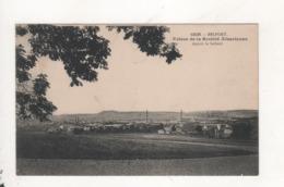 Belfort Usines De La Societe Alsacienne Depuis Le Salbert - Belfort - Città
