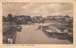 Bydgoszcz Bromberg Péniche Péniches ? Oblitération - Pologne