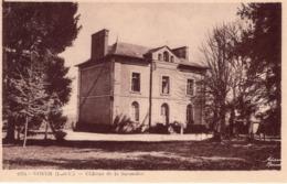 Goven (35) - Le Château De Sucossière. - France