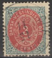 Dänemark Westindien 6I O - Denmark (West Indies)