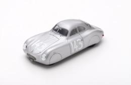 Porsche 64 - Otto Mathé - Internationale Österreichische Alpenfahrt 1949 #143 - Bizarre - Bizarre