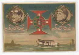 Sacadura Cabral E Gago Coutinho - With Relief - Portugal
