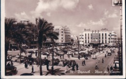 POSTAL LIBANO - BEYROUTH - PLACE DES CANONS - L 24 - BEIRUT - SQUARE OF THE GUNS - EDITION GULEF - Líbano