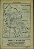 ANNUAIRE - 90 - Département Territoire De Belfort - Année 1925 - édition Didot-Bottin - 14 Pages - Telephone Directories