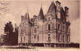 Goven (35) - Le Château De La Tournerais. - France
