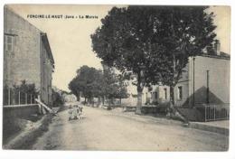 FONCINE-le-HAUT  La Mairie - Frankrijk