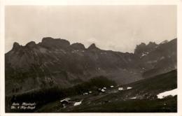Serie Alpsiegel: Nr. 4 Alp-Siegel - AI Appenzell Innerrhoden