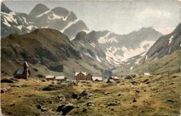 Megglisalp Mit Altmann Und Lisengrat (2600) - AI Appenzell Innerrhoden