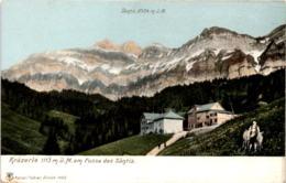 Kräzerle 1113 M ü. M. Am Fusse Des Säntis (1453) - AI Appenzell Innerrhoden