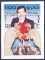 2002 IRAQ 1 Souvenir Sheets MNH S.G.No.2183 - Iraq