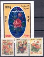 2002 IRAQ Complete Set 3 Values +1 Souvenir Sheets MNH S.G.No.2147-2149 - Iraq
