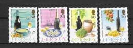 2005 MNH Jersey - Alimentation