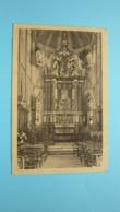 De Parochiekerk St. PIETER Hoogaltaar ( Kempische Papierhandel ) Anno 1932 ( Zie Foto Details ) ! - Turnhout