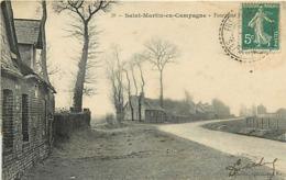 76 SAINT MARTIN EN CAMPAGNE - TOURNANT - France