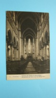 Kerk Heilig Hart / Sacré-Coeur Intérieur / Binnenzicht ( 12 - H. Bertels ) Anno 1909 ( Zie Foto Details ) ! - Turnhout
