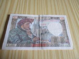 France.Billet 50 Francs Jacques Coeur 18/12/1941. - 1871-1952 Anciens Francs Circulés Au XXème