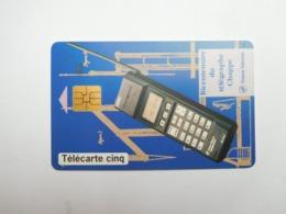 Télécarte Privée , 5U , Chappe , Gn 3 - Francia