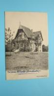 CAMPAGNE WIELTJES PARK - Turnhout ( N° 17 > Stempel Met Naam Overdrukt ) Anno 190? ( Zie Foto Details ) ! - Turnhout