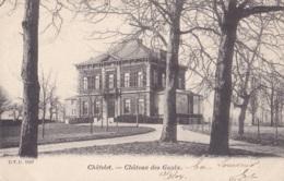 Châtelet Château Des Gaulx D.V.D 9967 Circulée En 1904 - Châtelet