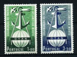 Portugal Nº 760/1 Nuevo* Cat.240€ - 1910-... Republic