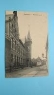 NORMAALSCHOOL Herenthals ( 17994 - Uitg. H. De Clerck-De Kock Hofkwartier 12 ) Anno 1912 ( Zie Foto Details ) ! - Herentals