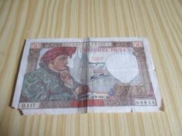 France.Billet 50 Francs Jacques Coeur 11/091941. - 1871-1952 Antiguos Francos Circulantes En El XX Siglo