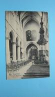 KERK Sint WALDETRUDIS Binnenzicht - Herenthals ( Uitg. A. Van Gelder-Leysen ) Anno 19?? ( Zie Foto Details ) ! - Herentals