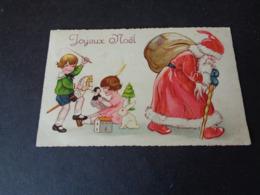 Noël  Père Noël  Kerstman - Santa Claus
