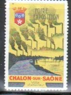 Erinophilie, Vignette : Chalon Sur Saone, Foire Exposition - Sports