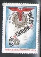 Erinophilie, Vignette : Chalon Sur Saone, Foire - Sports