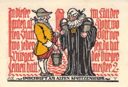 Notgeld 50pfg.Schöppenstedt UNC (I) - [11] Lokale Uitgaven