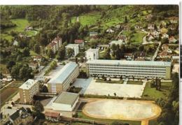 LONS-le-SAUNIER  Lycée Jean Michel, Cpm Aérienne - Lons Le Saunier