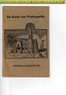 BOEK 2 - KORTE BESCHRIJVING VAN DE KERK EN DE PAROCHIE VAN POELCAPELLE - 1925 - 21 BLADZIJDEN - Historia