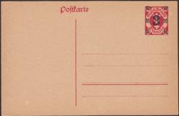 Germany 1922 - DANZIG. Postal Stationery, Ganzsache MiNr. P 23. - Deutschland