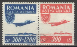 Rumänien 1005/06 O - Gebraucht