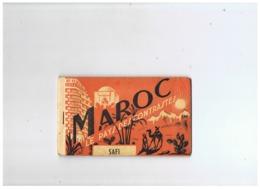 MAROC LE PAYS DES CONTRASTES  VILLE DE SAFI - Marocco