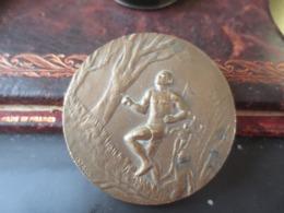 Médaille VINTAGE - DRAGO- ATHLÉTISME MARATHON- - Athletics