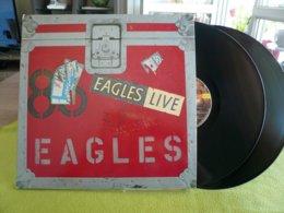 Eagles Live X2 33t Eagles Live - Disco, Pop