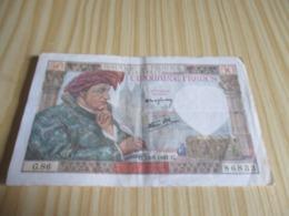 France.Billet 50 Francs Jacques Coeur 15/05/1941. - 1871-1952 Anciens Francs Circulés Au XXème