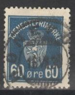 Norwegen Dienst 7 O - Dienstmarken