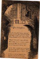 CPA St-MICHEL - L'Église Triomphante (245833) - Other Municipalities