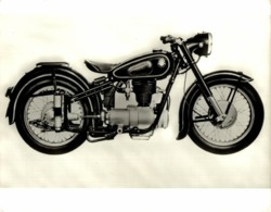 BMW   24*18cm+- Moto MOTOCROSS MOTORCYCLE Douglas J Jackson Archive Of Motorcycles - Photos