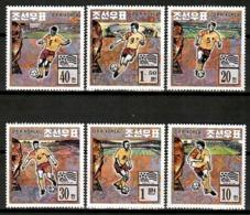 Korea 1994 Corea / Football Soccer World Cup Los Angeles MNH Futbol / Cu12719  36-35 - Copa Mundial