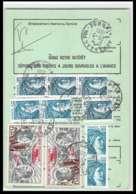 50563 Pessac Gironde Poste Aérienne PA N°48 Guillaumet Codos X2 Airmal Ordre De Reexpedition Definitif France - Luftpost