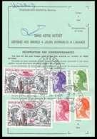 50564 Arveyres Libourne Gironde Poste Aérienne PA N°48 Guillaumet Codos X2 Airmal Ordre De Reexpedition Definitif France - Luftpost