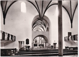 Heimersheim/Ahr - Pfarrkirche St. Mauritius - (Interiör) - Bad Neuenahr-Ahrweiler