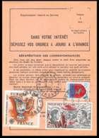 50670 Podensac Gironde Poste Aérienne PA N°48 Guillaumet Codos Airmal Ordre De Reexpedition Temporaire France - 1960-.... Cartas