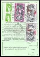 50710 Villenave D'ornon Gironde Poste Aérienne PA N°48 Guillaumet Codos X 2 Ordre De Reexpedition Definitif - Luftpost